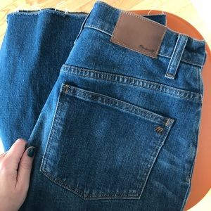 Madewell Jeans - Madewell Wide Leg Crop Jeans 👖 Size 28